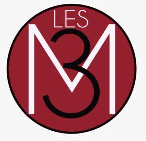 Logo 3M école de formation d'acteurs à Bordeaux